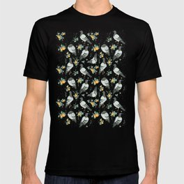 Pigeons, Apricots, and Thyme T-shirt