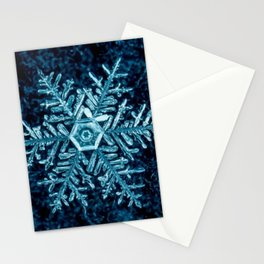 Snowflake - HIGH Stationery Cards