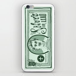 Pablo Escobar - Silver or Lead iPhone Skin