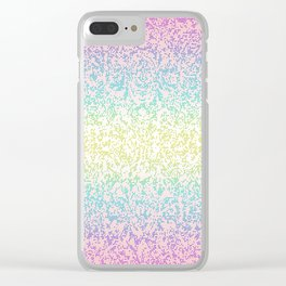 Glitter Graphic G48 Clear iPhone Case