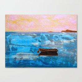 Solitude: Italy Canvas Print