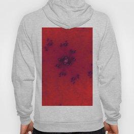 Red Fractal Hoody