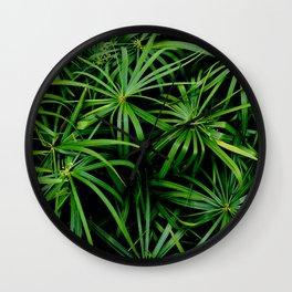 Feel Good Green Wall Clock