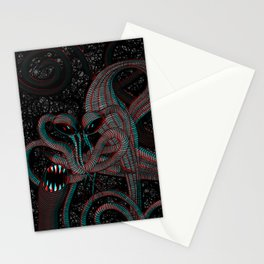 Achluophobia Stationery Cards