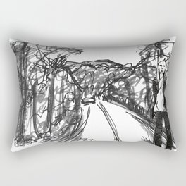 Lucid Rectangular Pillow