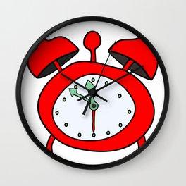 alarmclock Wall Clock