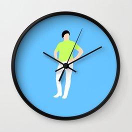 Will Ferrell Tight Pants Wall Clock