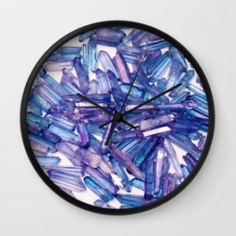 Aqua Aura Vision Wall Clock