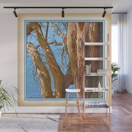 MADRONA TREE BY THE SEA Wall Mural