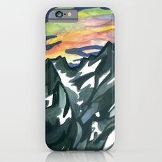 The Mountain iPhone 6s Slim Case