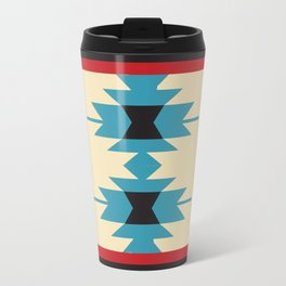 American Native Pattern No. 157 Travel Mug