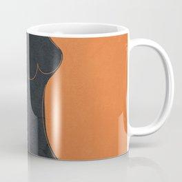 Abstract Nude II Coffee Mug