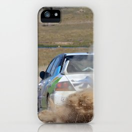 New England HWY rally - Glen Iness iPhone Case