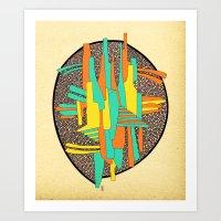 - cosmosigner_02 - Art Print