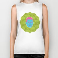 fresh prince Biker Tanks featuring Carlton - The fresh prince of Bel-Air by Kuki