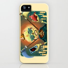 Life 4 Death - Dead 4 Life iPhone Case