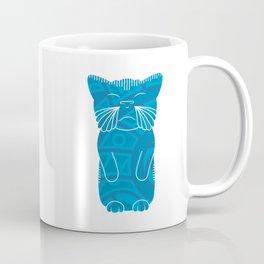 Tiki Cat Coffee Mug