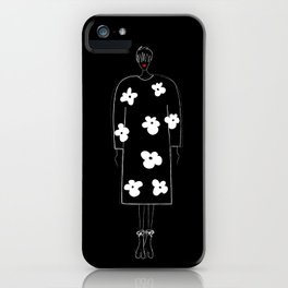 Devil wears... iPhone Case