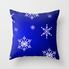 Classic Christmas Throw Pillow