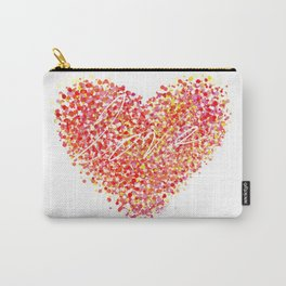 Love is Colorblind Carry-All Pouch