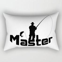 Fly fishing Rectangular Pillow