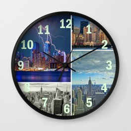 I'll take New York for $2,000, Alex Wall Clock