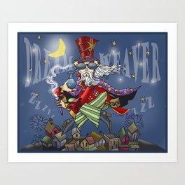 the dreamweavers potion Art Print