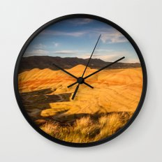 Return to the Painted Hills Wall Clock