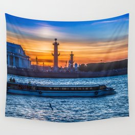 Saint Petersburg Wall Tapestry