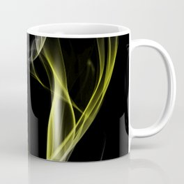 Smoke Yellow Coffee Mug