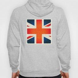 Union Jack and Rule Britannia! Hoody