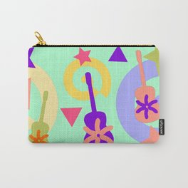 Guitars in the summer Carry-All Pouch