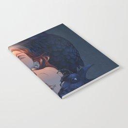 Dead Dreamer - Brenna Whit Notebook