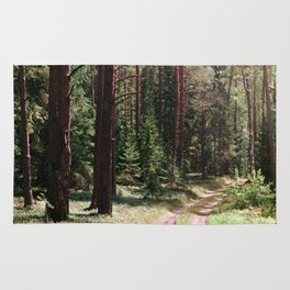 Into the Forest Rug