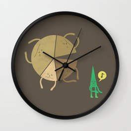 Don't Be a Statistic Wall Clock