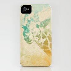GIRAFFE iPhone (4, 4s) Slim Case