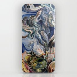 Collective Energy iPhone Skin