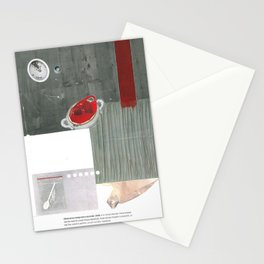 Study of mental disorders: OCD Stationery Cards