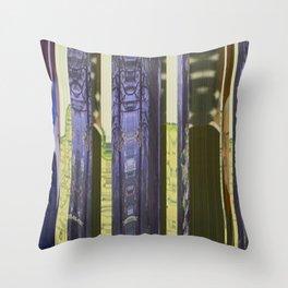Oregon NY Throw Pillow