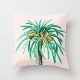 Coconut Island #society6 #decor #buyart Throw Pillow