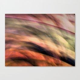 Surreal Hills Canvas Print