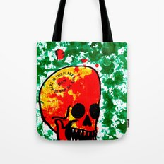 Green hell Tote Bag