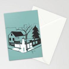 Raw Sugar Stationery Cards