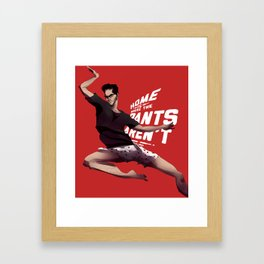 Markiplier Framed Art Print