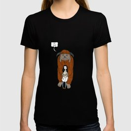 Ludo, Friend T-shirt
