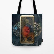 Zodiac : Leo Tote Bag
