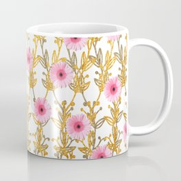 Hugging Bloom Coffee Mug