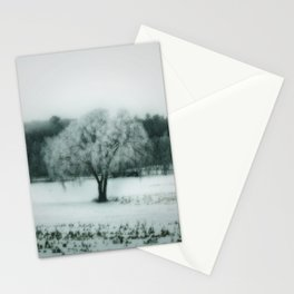 Frozen Fog Stationery Cards