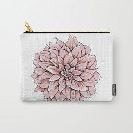Big Georgina Flower Carry-All Pouch