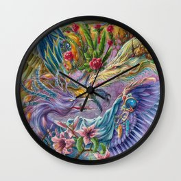 Deities Wall Clock